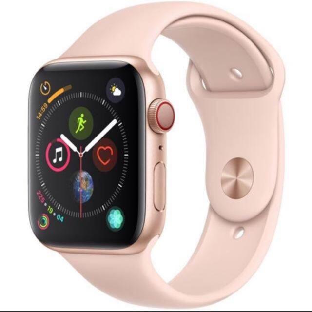 Apple Watch(アップルウォッチ)のApple Watch series 4 GPSモデル 新品  スマホ/家電/カメラのスマホ/家電/カメラ その他(その他)の商品写真