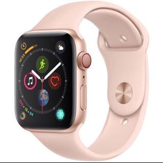 アップルウォッチ(Apple Watch)のApple Watch series 4 GPSモデル 新品 (その他)