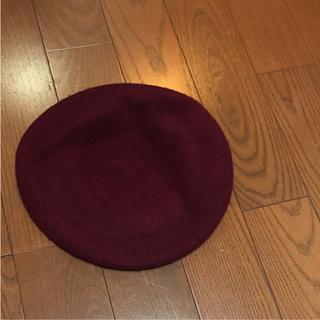 ジーユー(GU)のジーユー ベレー帽(ハンチング/ベレー帽)