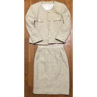 トウキョウエクストラグレイド(TOKYO EXTRA GRADE)のGRADE スカートスーツ 東京スタイル(スーツ)