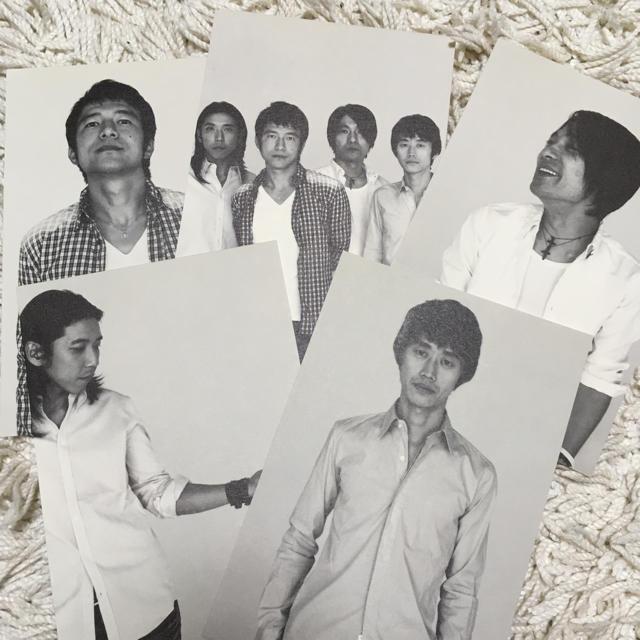 Mr.Children ポストカード エンタメ/ホビーのタレントグッズ(ミュージシャン)の商品写真