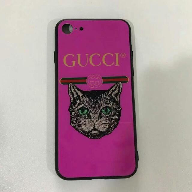 Hermes iPhone8 カバー 芸能人 | Gucci - GUCCI グッチ IPHONEケース xsmasの通販 by Gucciy's shop|グッチならラクマ