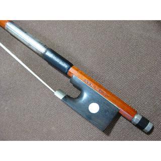 国産 ARCHET アルシェ バイオリン弓 3/4 定価108,000円
