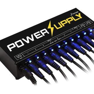パワーサプライ 独立動作 電源供給 PSE認証(エフェクター)