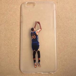 ナイキ(NIKE)のカリー iPhone6 ケース NBA ゴールデンステートウォーリアーズ(iPhoneケース)