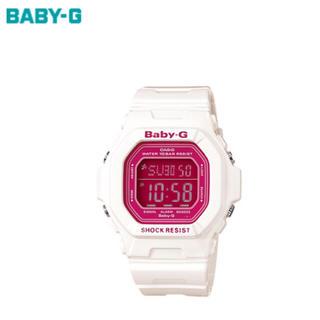 カシオ(CASIO)のBABY-G 箱 保証書付き BG-5601-7JF ホワイト ピンク(腕時計)