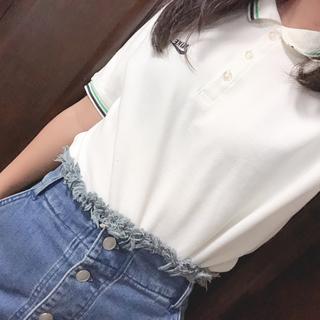 ナイキ(NIKE)のナイキポロシャツ(ポロシャツ)