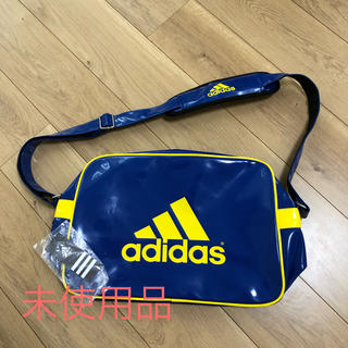 アディダス(adidas)のアディダス エナメル ボストンバッグ(その他)