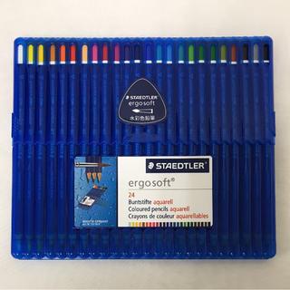アバハウスドゥヴィネット(Abahouse Devinette)のステッドラー 24色 水彩色鉛筆(色鉛筆 )