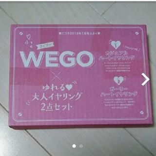 ウィゴー(WEGO)のニコラ付録(ファッション)