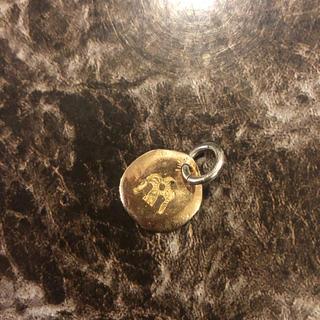 アリゾナ(ARIZONA)のArizona アリゾナ 全金 メタル 金メタル 打ち込み 18金 k18(ネックレス)