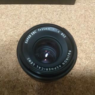 フジフイルム(富士フイルム)の(Kee様専用)5年保証   XF35mmF1.4R(レンズ(単焦点))