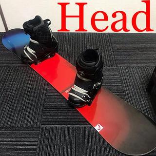 ヘッド(HEAD)のヘッド150メンズスノーボードセット(ボード)