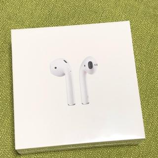アップル(Apple)のairports(ヘッドフォン/イヤフォン)