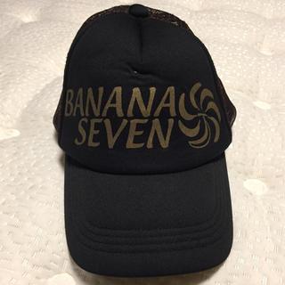 バナナセブン(877*7(BANANA SEVEN))のバナナキャップ(キャップ)