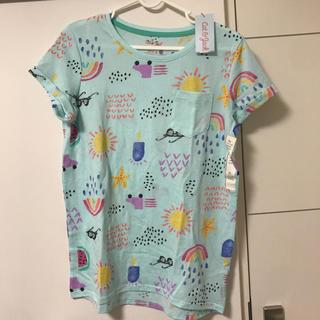 ターゲット(Target)のアメリカ ターゲット Tシャツ ミント レインボー (Tシャツ(半袖/袖なし))