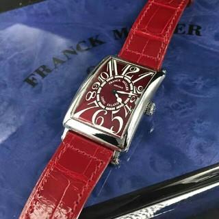 フランクミュラー(FRANCK MULLER)のフランクミュラー FRANCK MULLER  レディース  腕時計(腕時計)