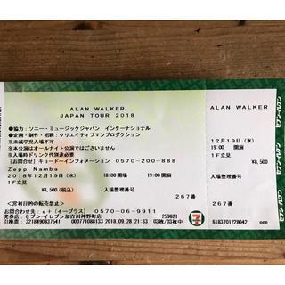 Allan Walkerライブチケット大阪(海外アーティスト)