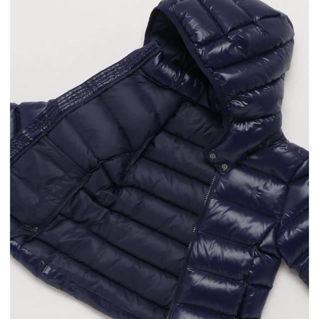Ralph Lauren(ラルフローレン)のラルフローレン  POLO ダウンジャケット ネイビー レディースM キッズ レディースのジャケット/アウター(ダウンジャケット)の商品写真