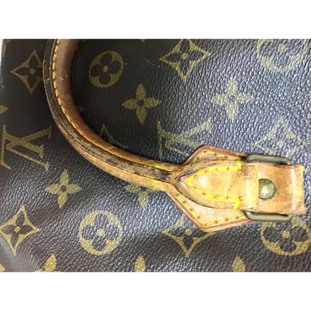 LOUIS VUITTON(ルイヴィトン)のヴィトン VUITTON モノグラム スピーディ30 ハンドバッグ ボストン レディースのバッグ(ハンドバッグ)の商品写真