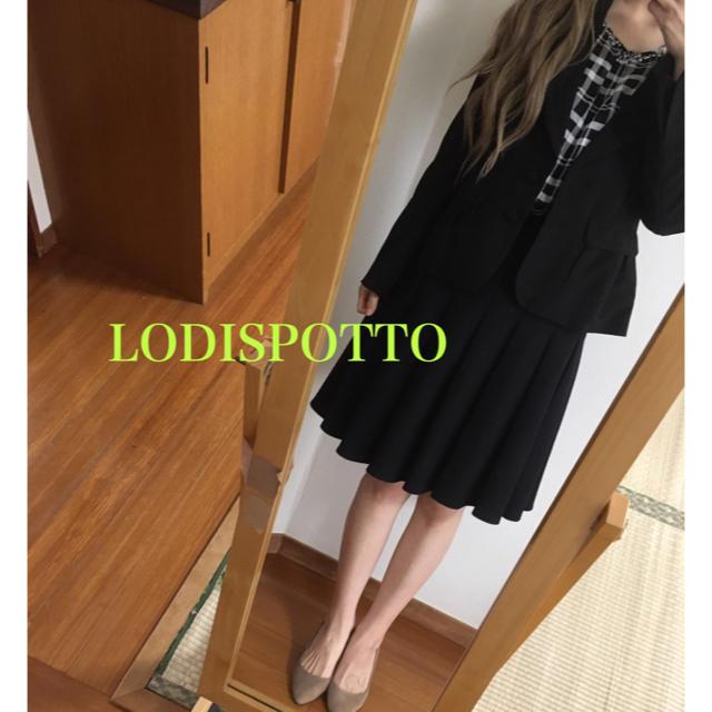 LODISPOTTO(ロディスポット)のLODISPOTTO✨後ろリボン ジャケット レディースのジャケット/アウター(テーラードジャケット)の商品写真