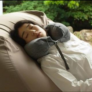 MUJI (無印良品) - 【値下!美品】 無印良品 ネッククッション 首 枕