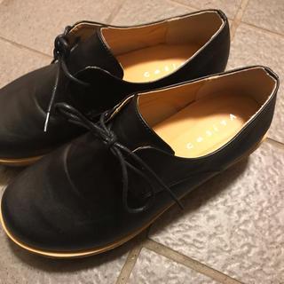カシータ(casiTA)のcasiTA コルクウェッジソールローファー(ローファー/革靴)