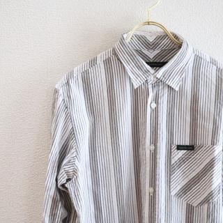 カルバンクライン(Calvin Klein)の【Calvin Klein jeans】マルチストライプ シャツ☆(シャツ)