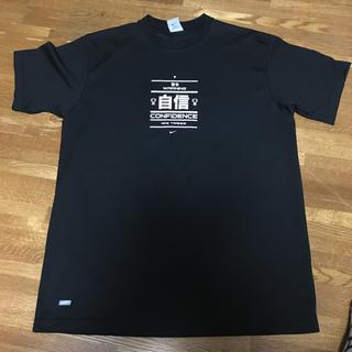 ナイキ(NIKE)のNIKE トレーニングTシャツ(ウェア)