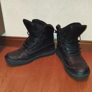 ナイキ(NIKE)のナイキ ウッドサイド ブラック ブーツ 大きいサイズ(ブーツ)