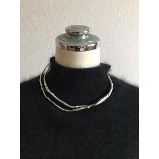 フィリップオーディベール(Philippe Audibert)の錫 ♡ ネックレス(ネックレス)