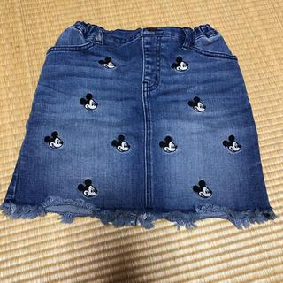 ジーユー(GU)のスカート  140(スカート)