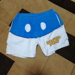 ディズニー(Disney)のドナルド 半ズボン(ハーフパンツ)