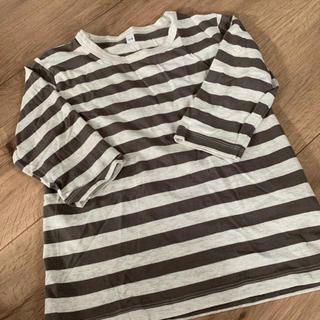 無印良品!ボーダーTシャツ!