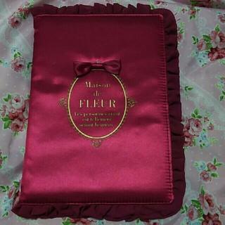 メゾンドフルール(Maison de FLEUR)のメゾンドフルール 母子手帳ケースM(母子手帳ケース)