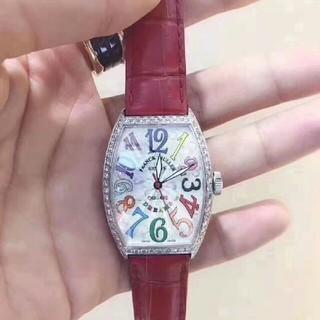 フランクミュラー(FRANCK MULLER)のフランクミュラー カラードリーム 2852 レディース 腕時計(腕時計)