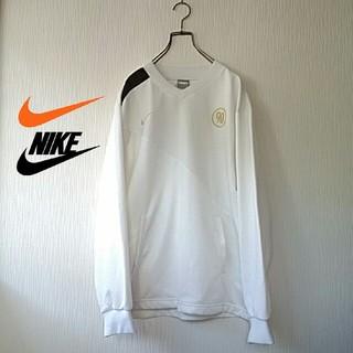 ナイキ(NIKE)の90's NIKE プルオーバー Vネック(Tシャツ/カットソー(七分/長袖))