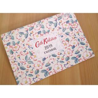 キャスキッドソン(Cath Kidston)のキャスキッドソン 2019年 カレンダー(カレンダー/スケジュール)