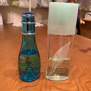 ダビドフ(DAVIDOFF)の香水まとめ売り ダビドフ、グリーティー(香水(女性用))