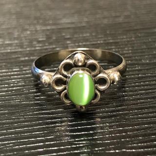 マライカ(MALAIKA)の天然石 925 シルバーリング(リング(指輪))
