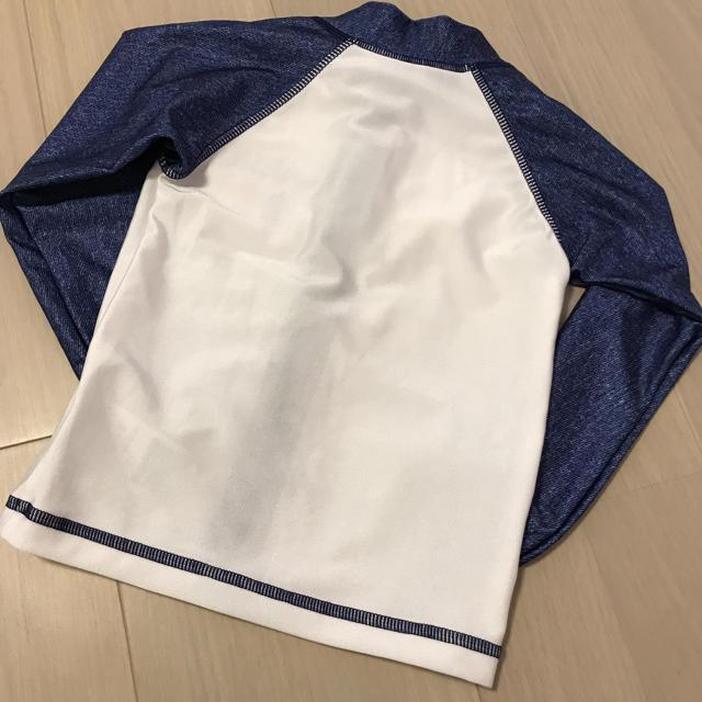 ラッシュガード 95 キッズ/ベビー/マタニティのキッズ服 男の子用(90cm~)(水着)の商品写真