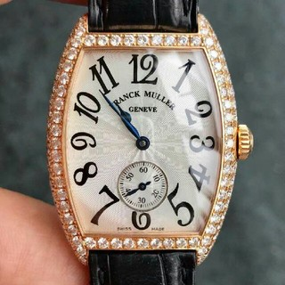 フランクミュラー(FRANCK MULLER)のフランクミュラー腕時計 レディース FRANCK MULLER 7502 S6D(腕時計)