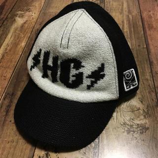 ヒステリックミニ(HYSTERIC MINI)のヒステリックミニ 帽子 ニットキャップ M(帽子)
