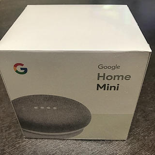 candy rainさん専用【未開封】Google Home mini(その他 )