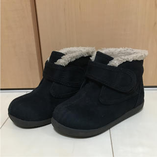 ムジルシリョウヒン(MUJI (無印良品))の【無印良品】ムートンブーツ 14.0(ブーツ)