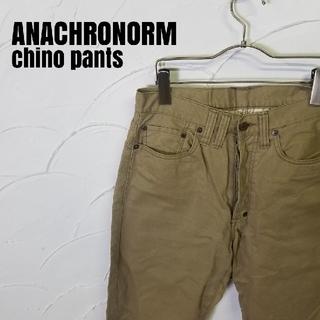 アナクロノーム(anachronorm)のanachronorm/アナクロノーム  チノパン(チノパン)