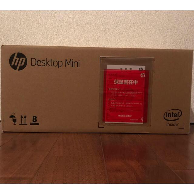HP(ヒューレットパッカード)のHP ProDesk 400 G3 Jpn PC デスクトップパソコン スマホ/家電/カメラのPC/タブレット(デスクトップ型PC)の商品写真