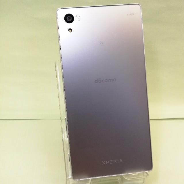 SONY(ソニー)の美品! Xperia Z5  so-01h docomo スマホ/家電/カメラのスマートフォン/携帯電話(スマートフォン本体)の商品写真