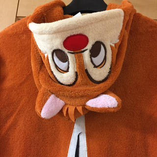 チップアンドデール(チップ&デール)のチップとデール 着ぐるみ パジャマ 150 新品タグ付き ディズニー(パジャマ)