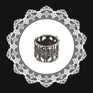 【 専用】クロスファットリング&クロススマホリング(リング(指輪))